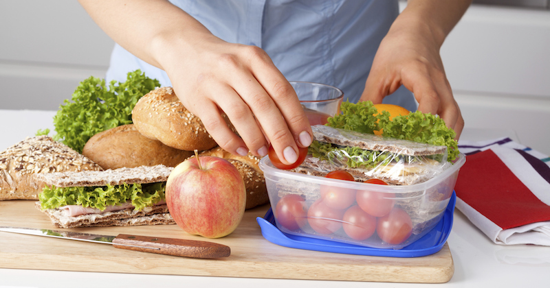 5 Lunch Packing Tips for Diabetics