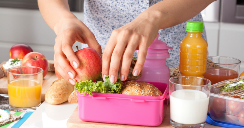 5 Tips to Pack Your Diabetic Child's School Lunch