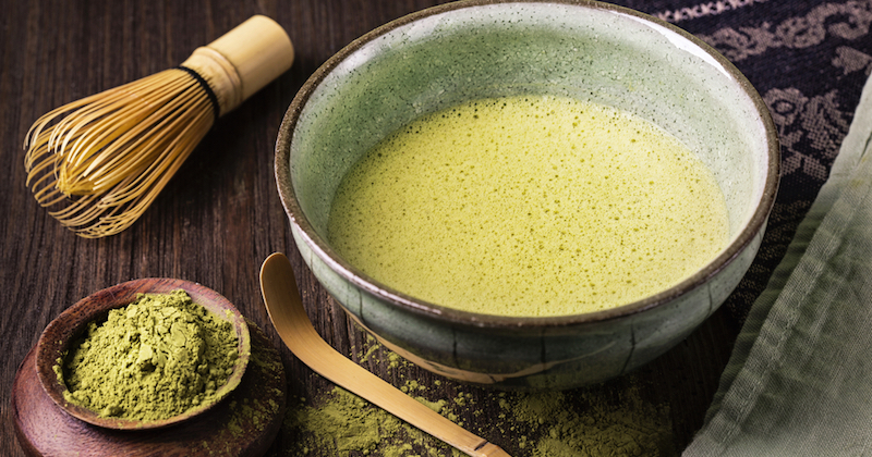 The Amazing Health Benefits of Matcha Tea