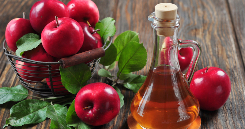 The Amazing Health Benefits of Apple Cider Vinegar