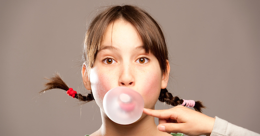 Chewing Gum: A Habit to Stick with?