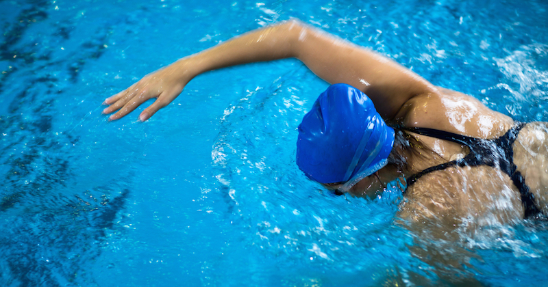 Swim Often? You Might Need a Chlorine Detox