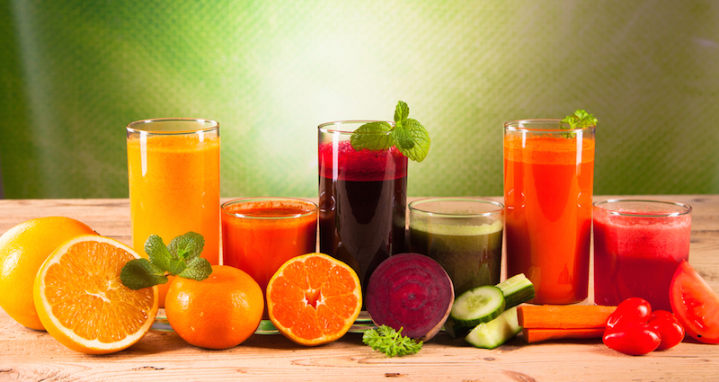 Vegetable Juices For Diabetics