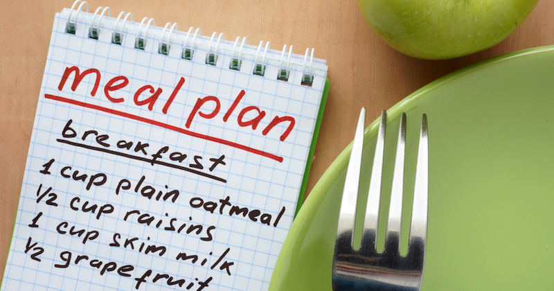 How to Make a Diabetic Meal Plan