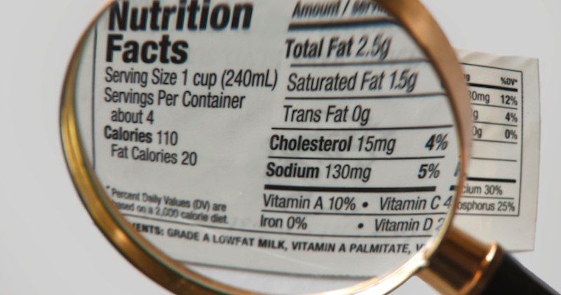 How to Read the Nutrition Facts Label