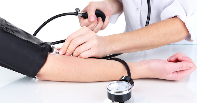 5 Ways to Lower Blood Pressure