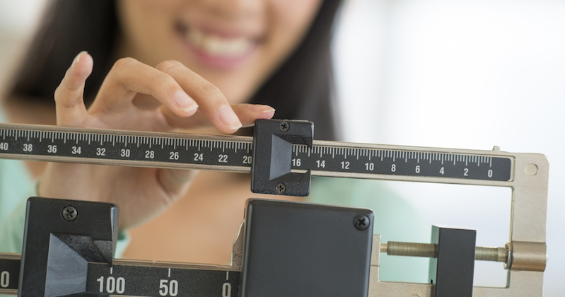 Understanding Your Body's Set Weight Point