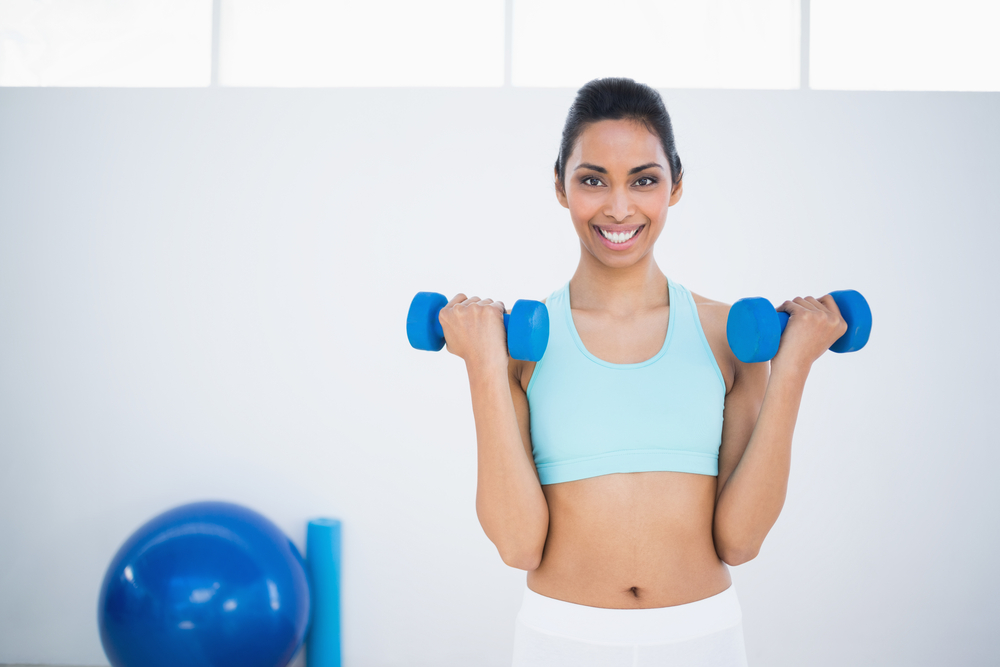 Five Surprising Benefits of Strength Training
